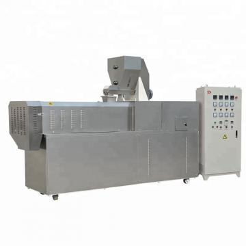 Corn Flakes Production Line Automatic Maize Flakes Food Process Machines