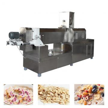 Home Wheat Oats Maize Corn Flakes Making Machine Barely Press Machine Wheat Flattening Mill
