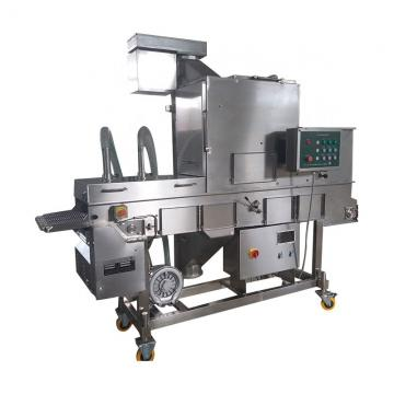 Automatic Hamburger Box Making Machine Carton Erecting Machine for Making Hamburger Box Food Packaging Box