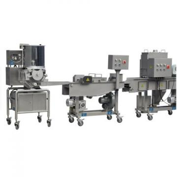 Automatic Hamburger Chicken Nuggets Forming Machine
