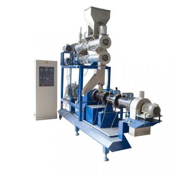 Full Automatic Production Line Floating Fish Feed Pellet Machine