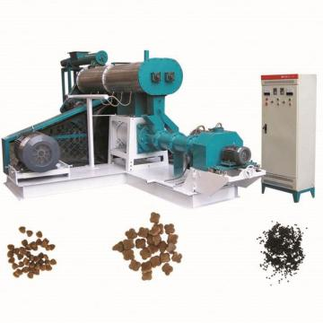 2016 New Sinking and Floating Fish Feed Production Machinery