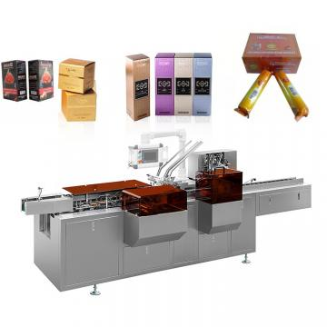 Corrugated Carton Box Printing Packing Machine