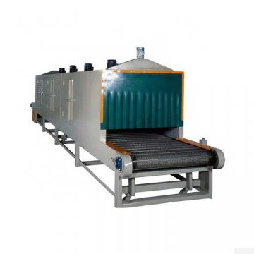 Large Industrial Continuous Microwave Mesh Belt Dryer
