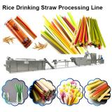 Single Screw Extruder Multi-Function Degradable Straw Rice Straw Pasta Making Machine