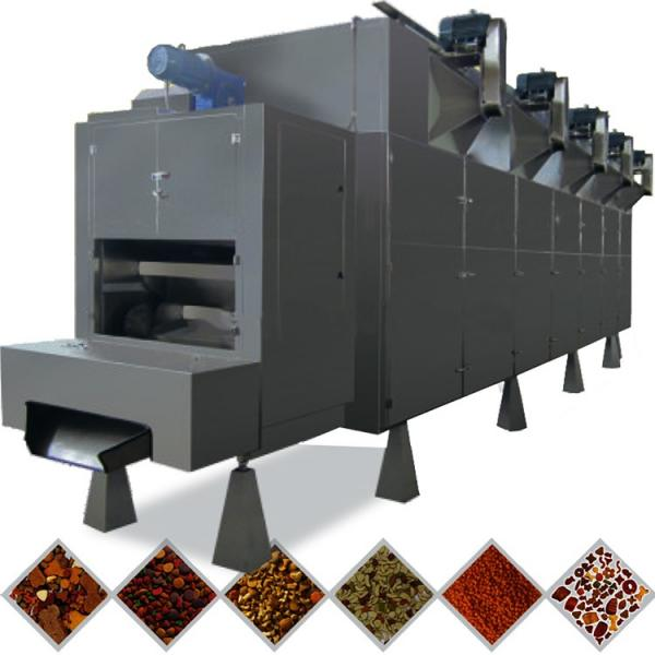 Factory Supply Feed Pellet Making Machine Fish Feed Processing Equipment Animal Feed Production Line Cat Feed Extruding Machine #1 image