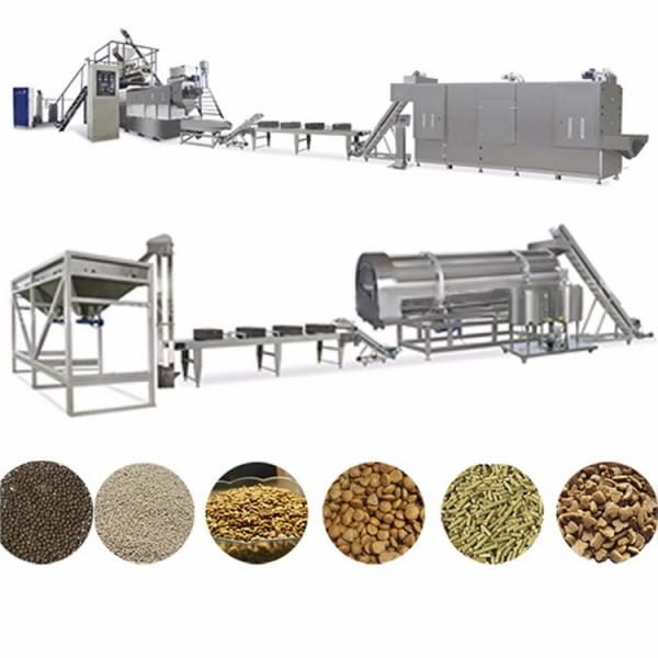 Pet Dog Food Pellet Floating Fish Feed Pellet Production Line Processing Line Making Machine #1 image
