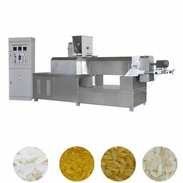 Artificial Nutritional Golden Black Rice Extruder Machine Drying Oven Line #1 image