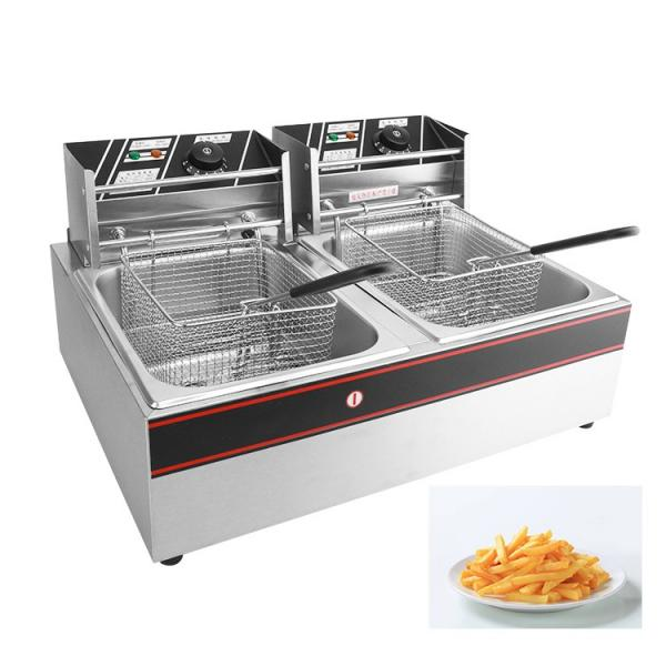 Competitive Price Potato Crisp Production Line French Fries Processing Equipment #1 image