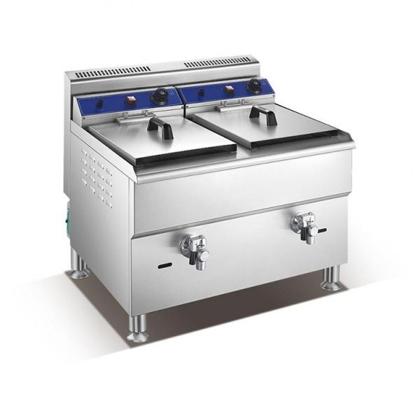 Automatic Potato Chips French Fries Food Vegetable Fruit Blanching Equipment #1 image