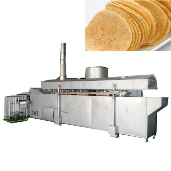 Factory High Quality and Mobile Potato Finger Chips Making Machine for Sale #1 image