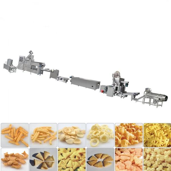 Fried Potato Chips Frozen French Fries Food Machine Production Line #1 image